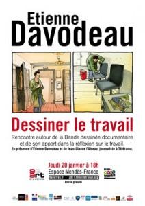 affiche davodeau