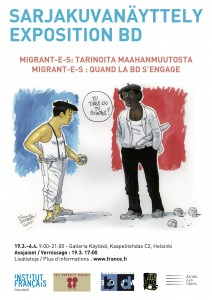 Affiche migrants LD